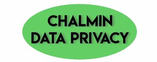 Chalmin Data Pivacy